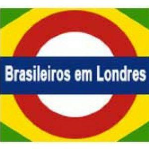 Brasileiros em Londres
